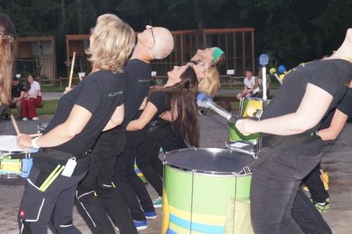 Filmtierpark Eschede Dschungelnacht Choreo Samba Beija Flor 2021
