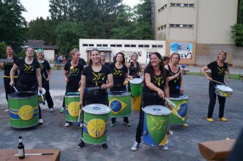 Filmtierpark Eschede Dschungelnacht Life Samba Beija Flor 2021