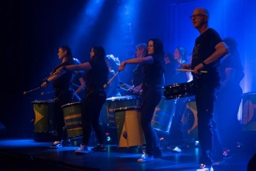 Nacht der Trommeln Choreo Samba Beija Flor 2019