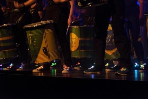 Nacht der Trommeln Leucht-Schnueris Samba Beija Flor 2019