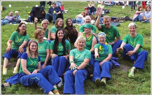 Sommerfest Heilpflanzengarten 2015