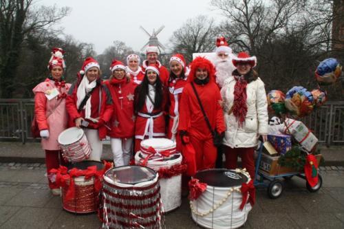 Bremer Karneval 2015 - unser Motto - Immer dieser Weihnachtszirkus